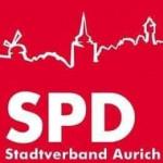 Logo: SPD Stadtverband Aurich